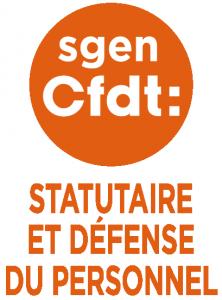 contrat de projet - Sgen-CFDT
