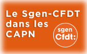 CAPN - Calendrier des Commissions administratives paritaires nationales des ITRF