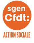 Action sociale Sgen-CFDT