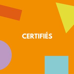 Liste d'aptitude certifiés Sgen-CFDT