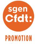 Promotion titulaires - Sgen-CFDT