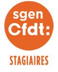 Stagiaires Sgen-CFDT