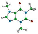 ITRF Chimie et Matériaux - molecule