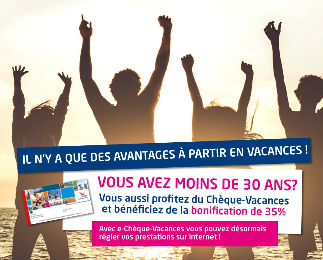Cheques Vacances Qui A Le Droit