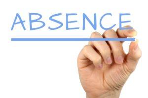 AESH AVS absence enseignant élève